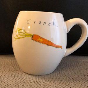 NWT Rae Dunn Crunch Carrot Easter Mug